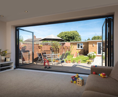 Origin bi-fold door fills home with natural light