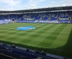 J?Premier Pitch – Reading FC