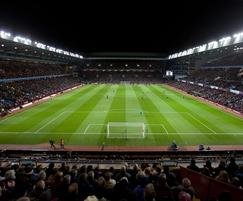 Grass seed mix - Aston Villa FC