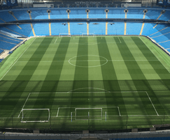 J Premier Pitch – Etihad Stadium, Manchester City FC
