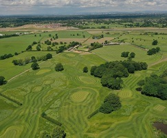 New Adlington 9-hole golf course