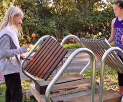 Xylophone and Metallophone from Steel Frame range