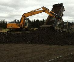 Soil remediation - Soil disposal