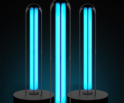 TLW | The Lightworks: TLW launches VEWBeam ultraviolet UVC disinfection lamps