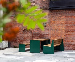 BLOC tables and benches