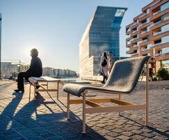 Vestre Ltd: Vestre's MUNCH seating range wins the DOGA award