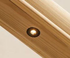 LED handrail lighting from Acrospire Products