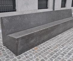 Seating - Sambre Docks, Charleroi