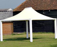 Zenith Canopy Structures & Zenith Canopy Structures | ESI External Works