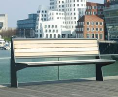 Bailey Streetscene: Introducing the Urban Modular street furniture system