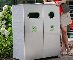 Select Interior Recycling Bin