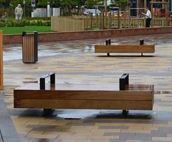Benches to improve visitor experience, Flemingate, Hull