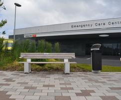MultipliCITY range installed, Queen Elizabeth Hospital