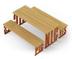 Pic-Nic Picnic Table