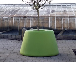 Loop Cone Backrest for Loop Bench