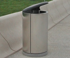 Single Fox Interior Litter Bin