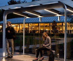 Artform Urban Furniture: Introducing the Connect Shelter 2.0