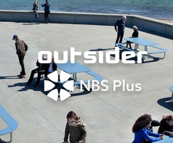 Artform Urban Furniture: Out-sider products now on NBS Plus