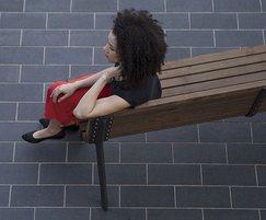 Artform Urban Furniture: New Generation 50 line from Landscape Forms
