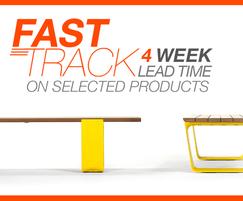 Artform Urban Furniture: Artform's new fast-track option on selected products