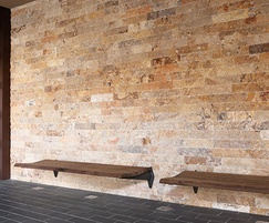 Generation 50 wall mounted Bench