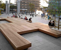 Artform Urban Furniture: Transforming urban spaces & the role of street furniture