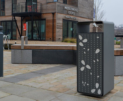Street furniture for Middlewood Locks, Salford