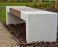 Giada bench - Middlewood Locks, Salford