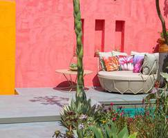Inland Homes garden 'Beneath a Mexican Sky'