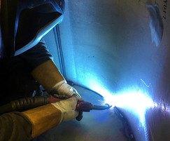 Fabrication of steelwork