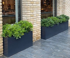 Bespoke planters made in 3 different sizes