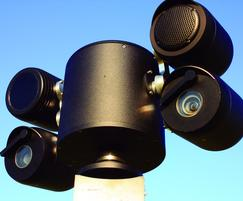 Optimum multifaceted CCTV for ultra-high security