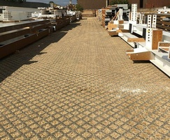 CellPave HD™ truck-grade, heavy-duty paving system