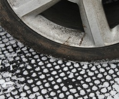 CellPave™ GP provides vehicle traction