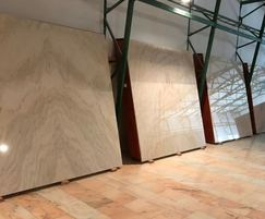 Translucent Marble without backlighting