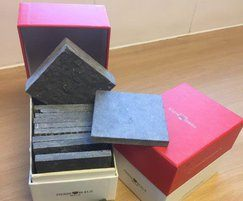 Trans-European Stone: New Belgian Blue limestone sample boxes