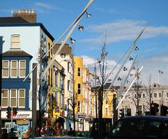 Streetlamps - St Patrick's Street, Cork