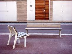 NeoRomantico Clasico Bench and chair option