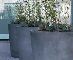 The Pato is made of high quality glass fibre concrete