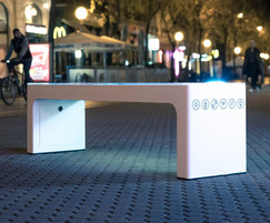 Steora Smart Bench - Hybrid