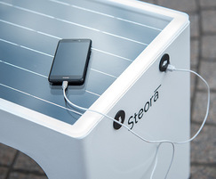 Steora Standard with USB and wireless charging