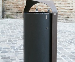 Fluxus Litter Bin By LAB23