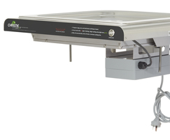 Electric Barbecue Cooktop By Christie