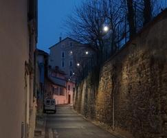 LEC Lyon Soulary catenary light