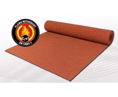 Sportec UNI Classic flooring is Cfl-s1 fire resistant