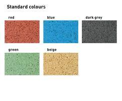 SPORTEC® UNI Classic floor covering standard colours