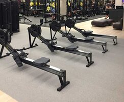 TVS gym flooring systems for Third Space fitness club