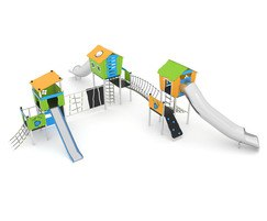 Large Playhouse Multiplay