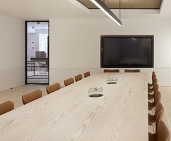 Table for the Architects Room using Dinesen douglas fir