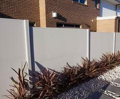 SlimFence™ residential modular wall